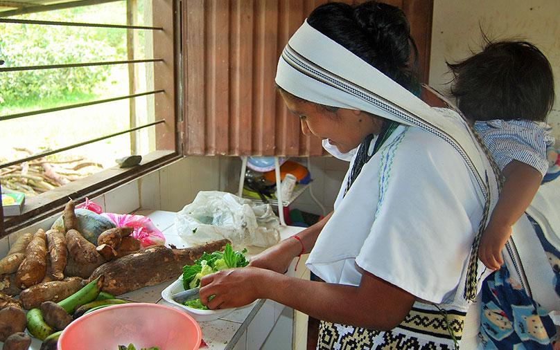 Nutrición Colombia